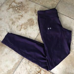 Purple Under Armour Leggings
